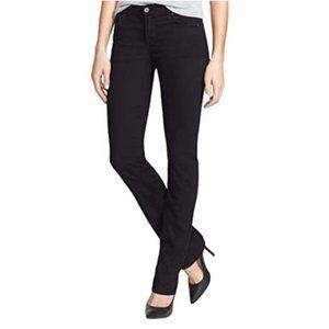 COH AVA Classic Straight Leg Jeans Black 26